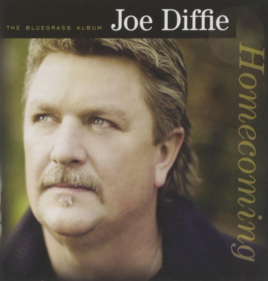 CD : Joe Diffie - Homecoming: The Bluegrass Album (CD)