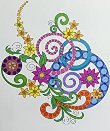 Amazon Com Coloring Book For Adults Amazing Swirls