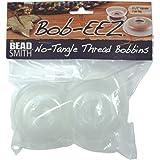 Beadsmith 无缠结螺纹手链 2.5 英寸,8 支装 原版 BOB3-R