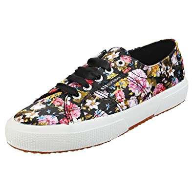 Australian Fantasy Flower Mod Superga Sneakers Bassa Donna
