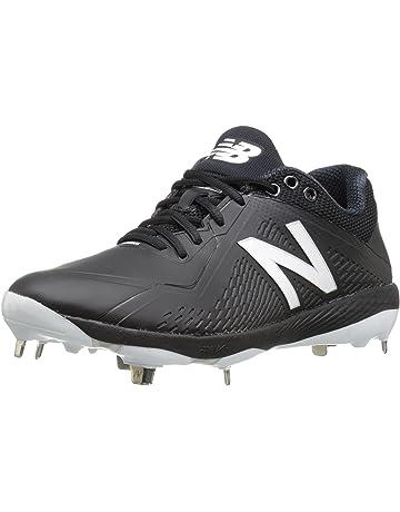 New Balance Mens L4040v4 Metal Baseball Shoe