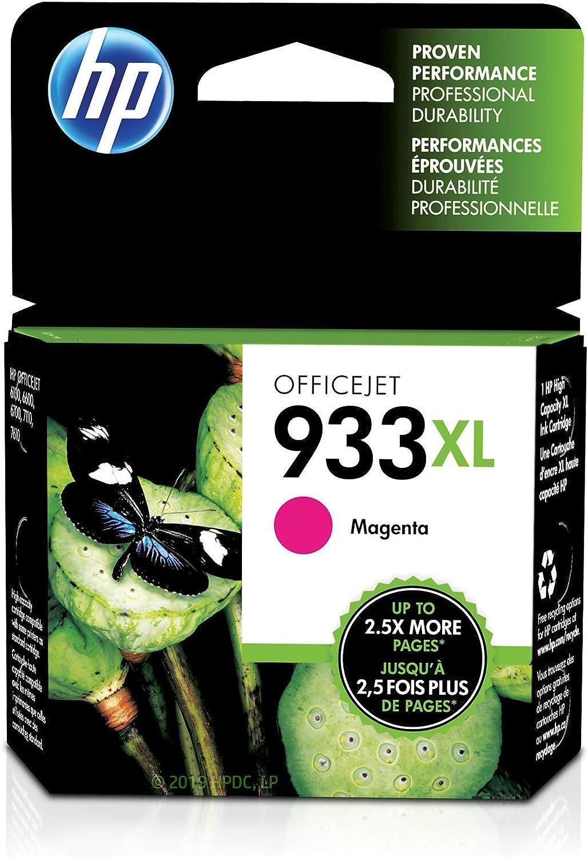 HP 933XL | Ink Cartridge | Magenta | CN055AN