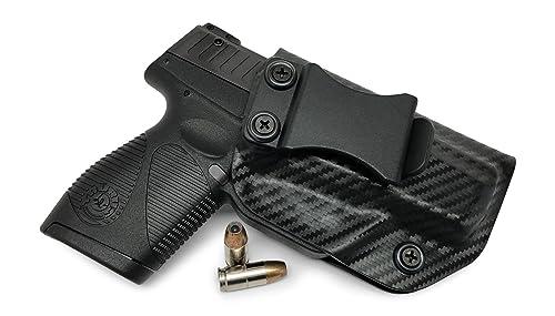 Concealment Express: Taurus PT709 Slim KYDEX IWB Gun Holster