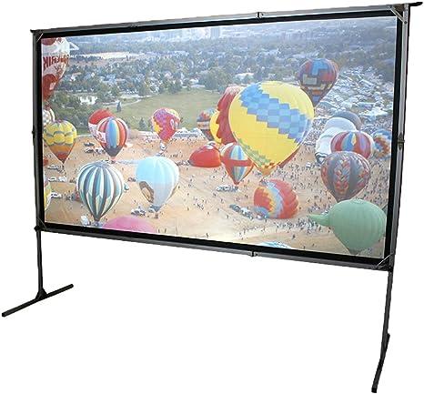 Elite Screens Yard Master 2 Dual Pantalla de proyección 3,81 m ...