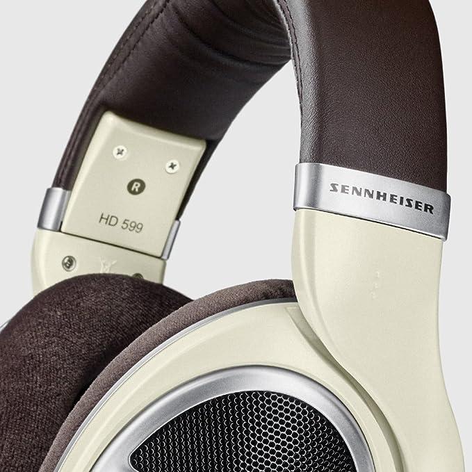 SENNHEISER HD 599の写真05。おしゃれなヘッドホンをおすすめ-HEADMAN(ヘッドマン)-