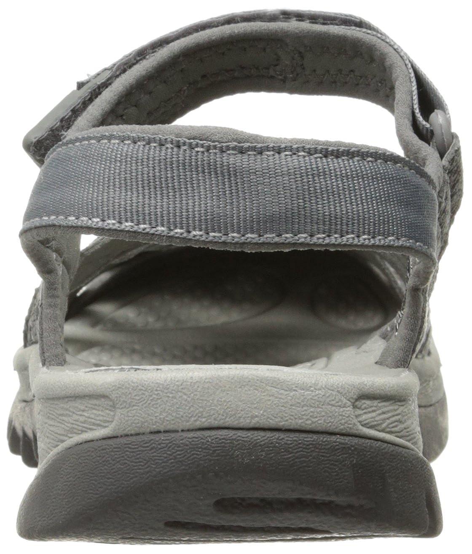 KEEN Women s Rose Sandal Gargoyle/Raven 6.5 B(M) US: Amazon.in: Shoes &  Handbags