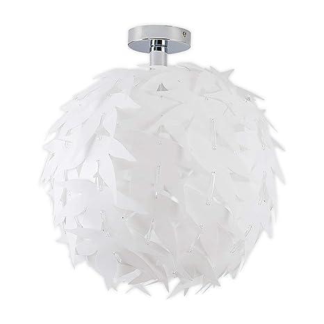 Lámpara de techo Corin (Moderno) en Blanco hecho de ...