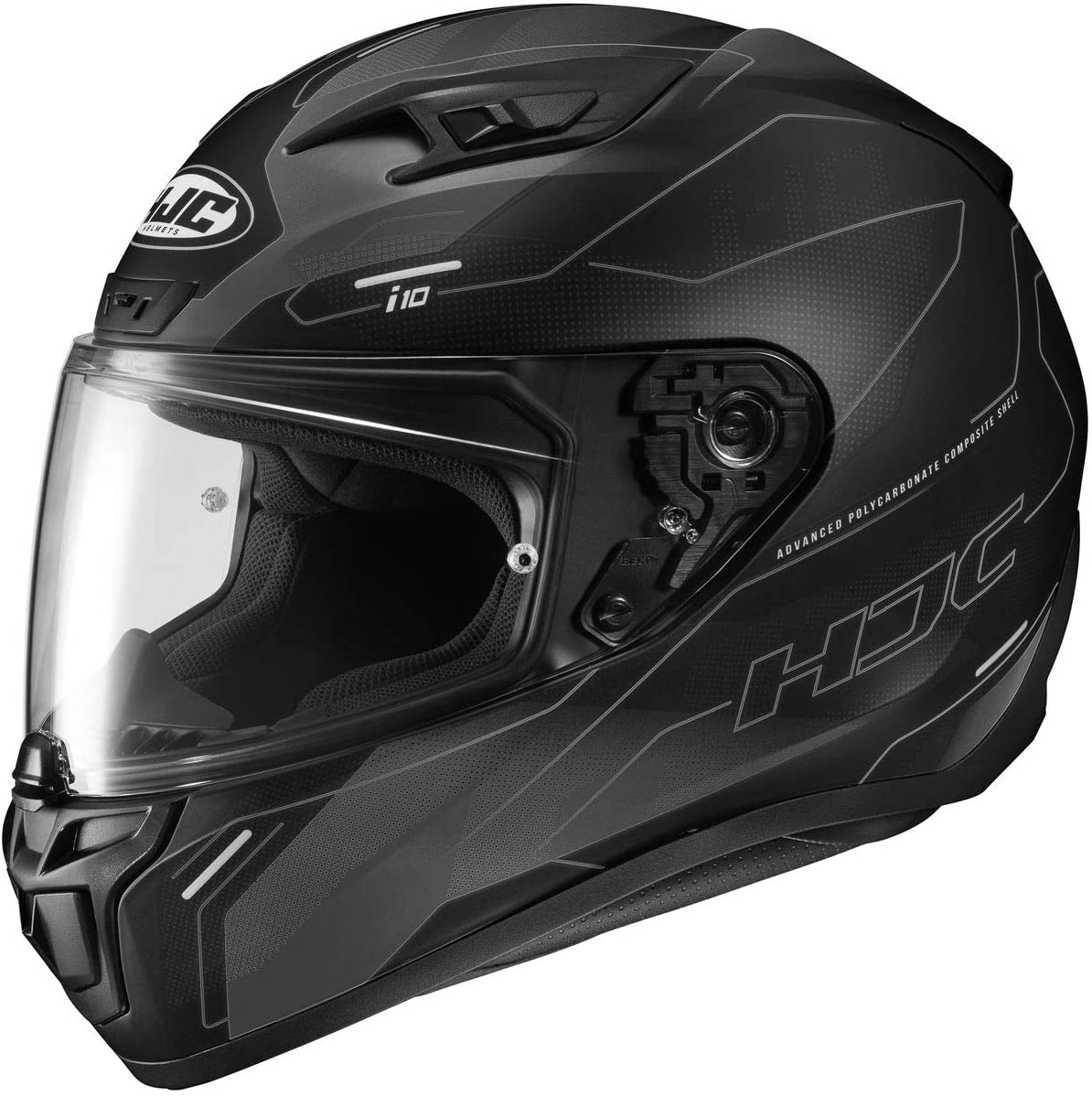 Taze RED HJC i10 Helmet Large