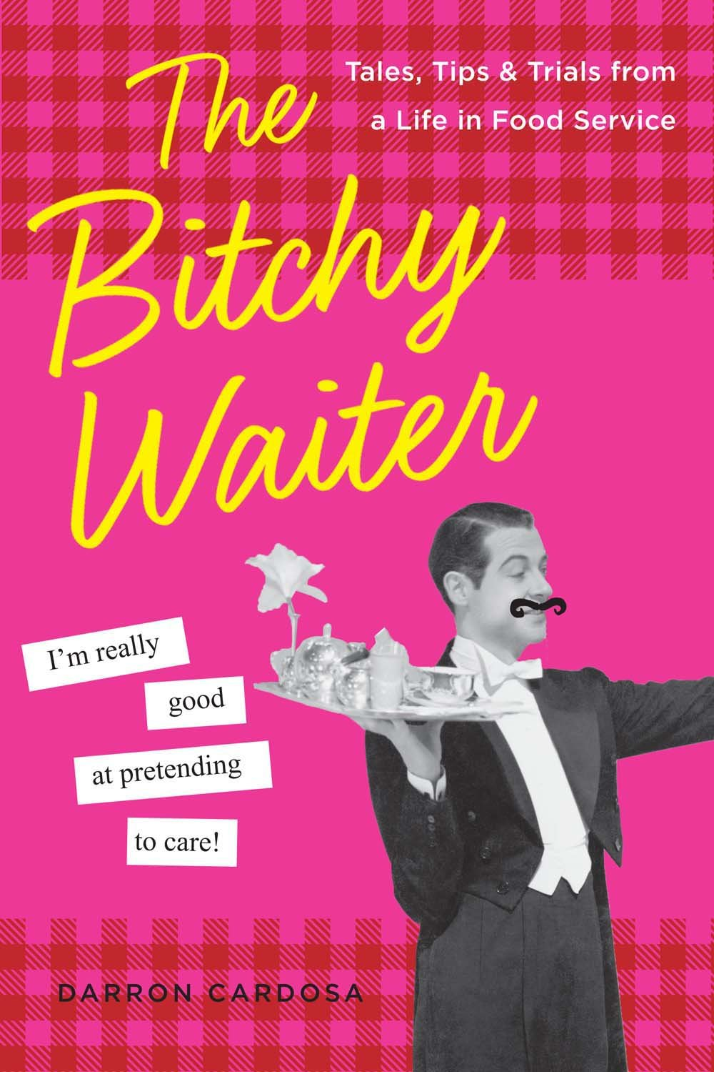 Bitchy Waiter Tales Trials Service product image