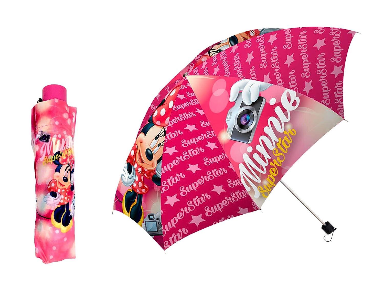 WD17506 Disney Minnie Parapluie Pliable
