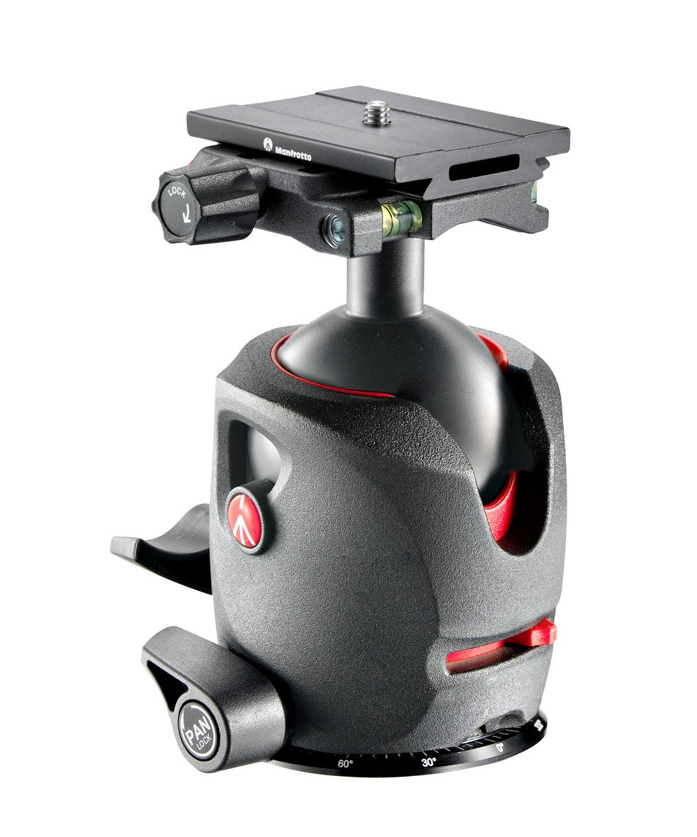 Manfrotto MH057M0-Q6 057 Magnesium Ball Head with Top Lock..