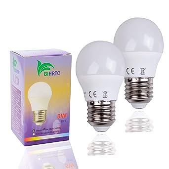4er E27 10W A60 LED Lampen Licht Glühbirne Leuchtmittel 400Lumen 3000K warmweiß