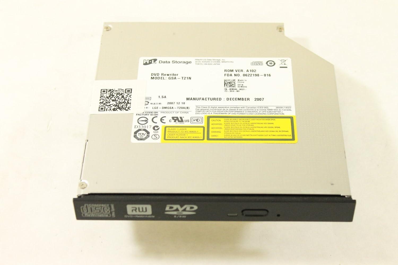 Dell DVD-RW Drive Black GSA-T21N DM696 Inspiron E1505