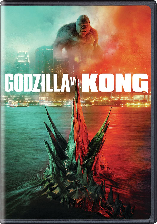 Book Cover: GODZILLA VS. KONG