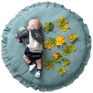 Zoylink Coperta Per Bebè Gioca A Mat Coperta Di Fotografia A Forma Di Tondo