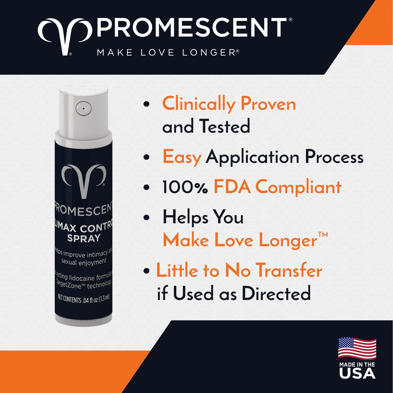 promescent dick spray