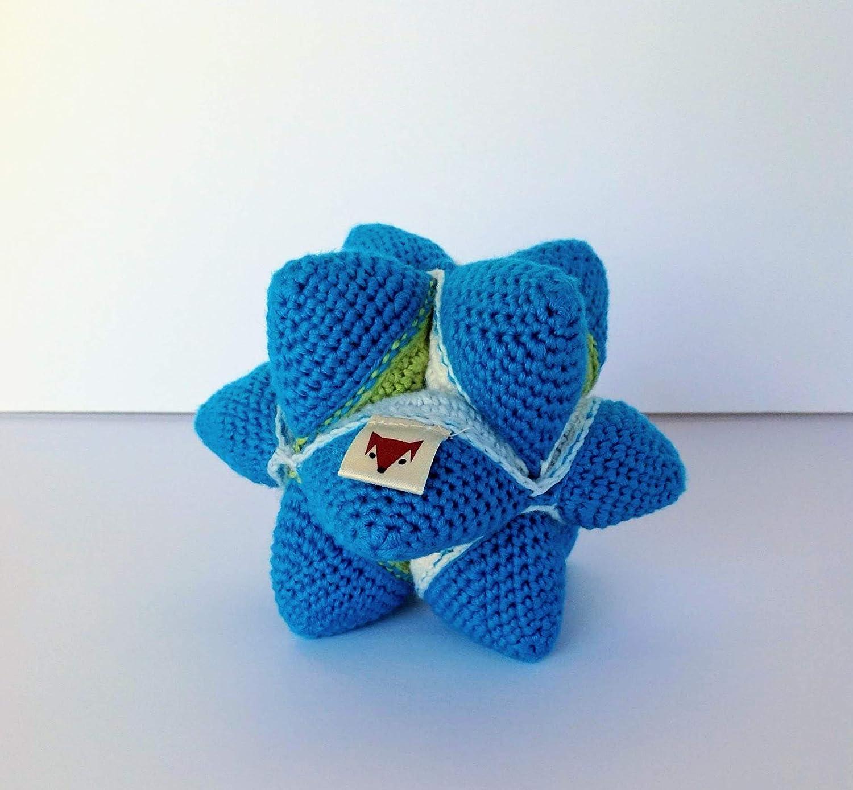 Pelota Montessori con forma de estrella: Amazon.es: Handmade