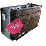 Periea Handbag Organizer, Liner, Insert 12 Compartments - Chelsy (23 Colors, 3 Sizes)