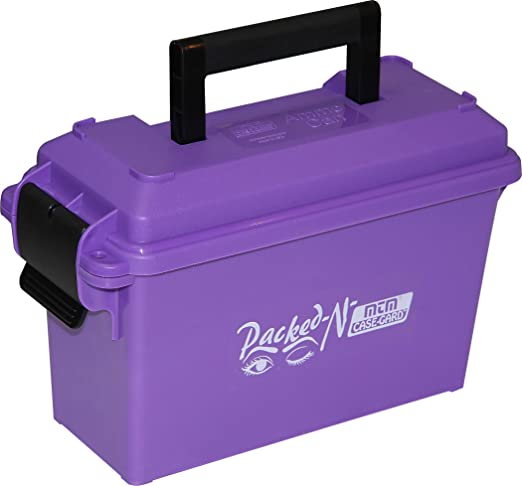 Amazon.com: MTM AC30T-25- 30 Caliber Tall Ammo Can (Purple): Sports & Outdoors