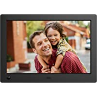 NIX Advance Digital Photo Frame 8 inch X08G Widescreen. Electronic Photo Frame USB SD/SDHC. Clock and Calendar Function. Digital Picture Frame with Motion Sensor. Remote Control Included