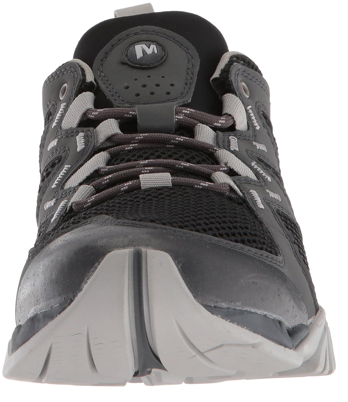 Merrell Women's Tetrex Rapid Crest Water Shoe B072MFZ3Y5 12 D(M) US|Black (Black)