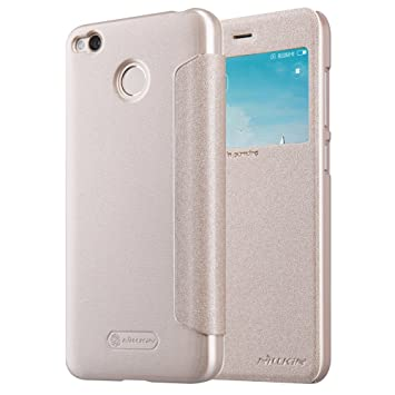 NAVT PU Flip Leather Cover Hard Phone Case Cover For XiaoMi RedMi ...