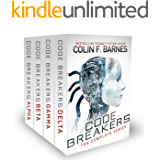 Code Breakers Complete Series: Books 1-4 (English Edition)