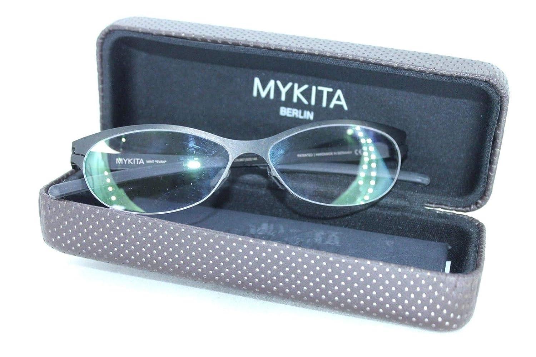 Amazon.com: MYKITA - Gafas unisex de color negro con diseño ...