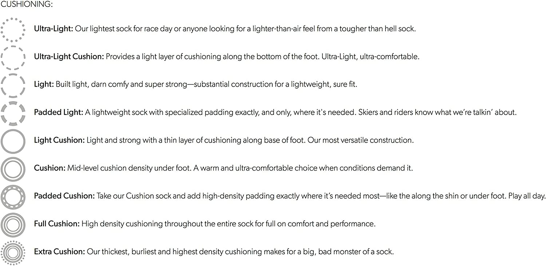 Mens Darn Tough Tactical Mid Calf Light Cushion Sock