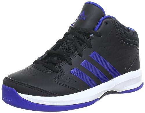 size 40 4f73d f0b55 adidas Performance Isolation K, Scarpe da basket unisex bambino, Nero  (Schwarz (BLACK