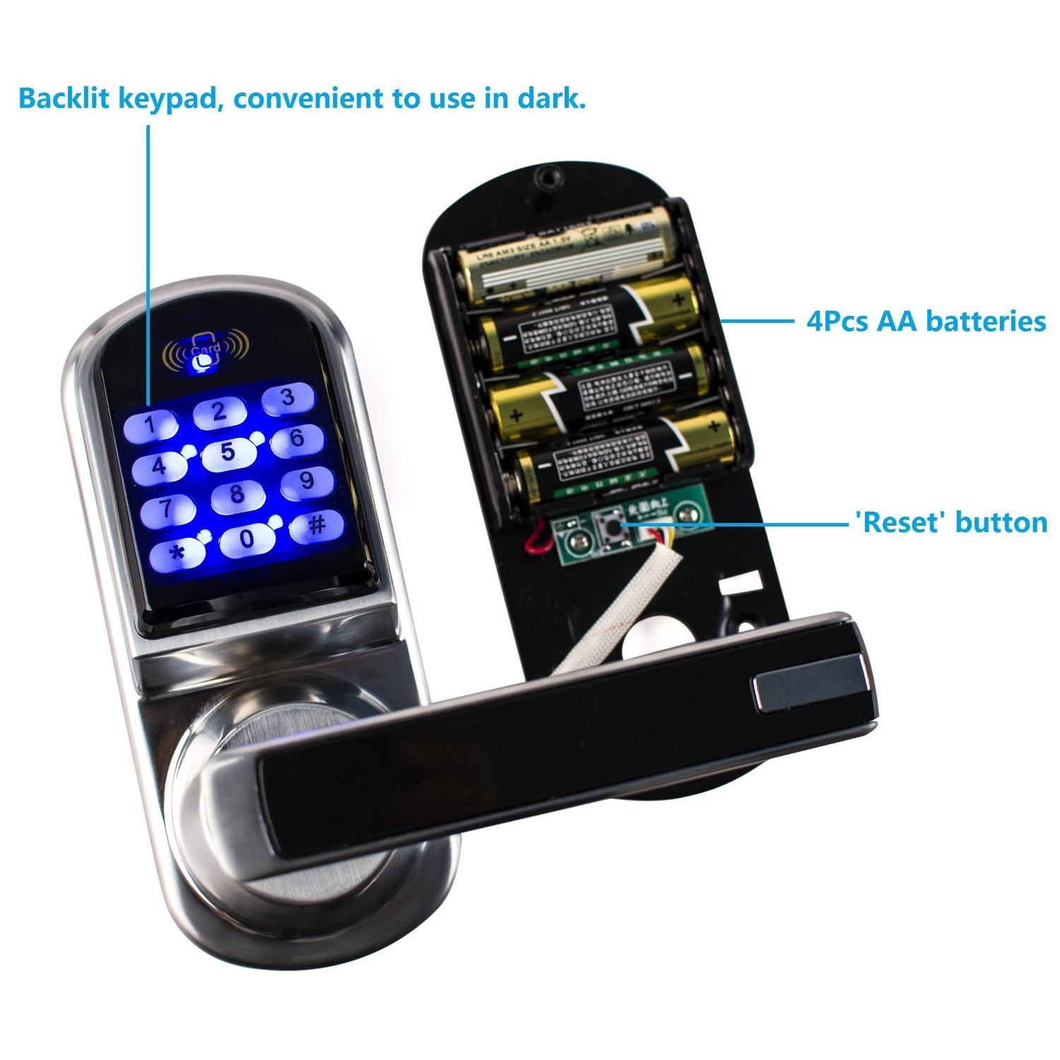 Unique Cell Phone Keyless Entry