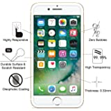 iPhone 7 Screen Protector. Premium tempered guardian. Super hardness. iPhone 6 Screen Protector , iPhone 6S Screen Protector