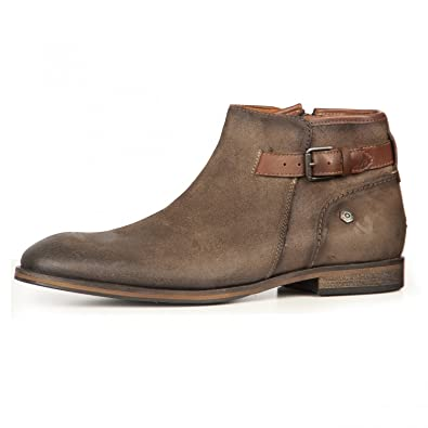 d68214d23325a Tommy Hilfiger Chelsea Boots Jack 3C EM56822052  Taupe Schuhe Stiefelette,  Size 45