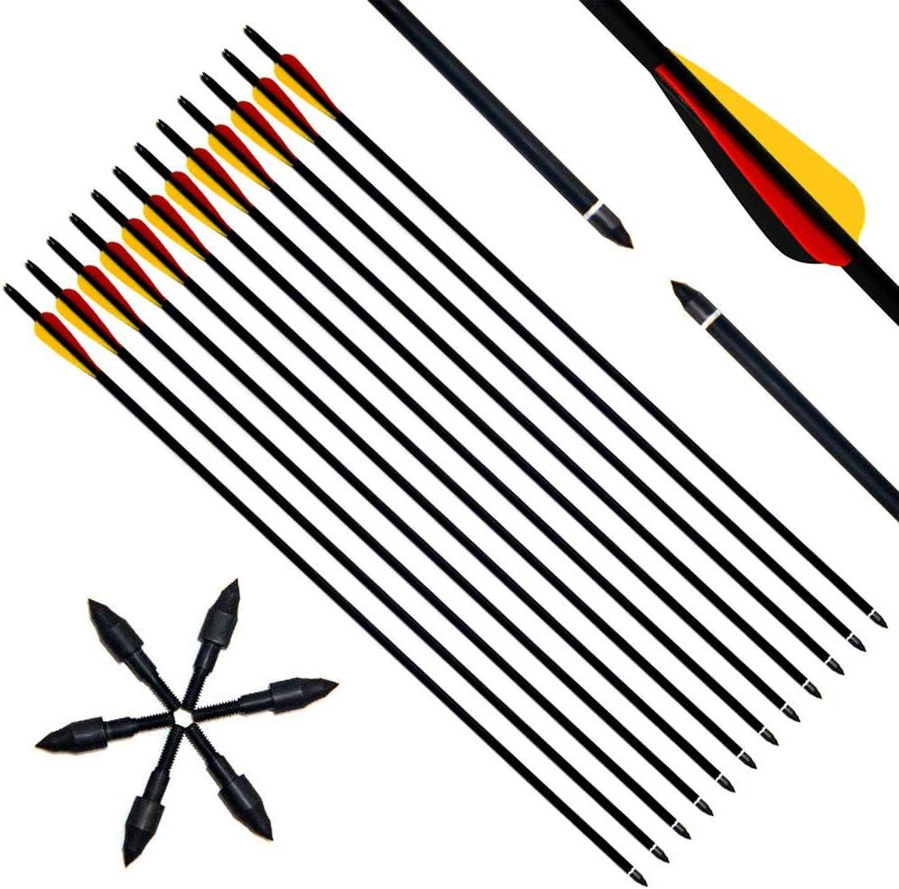 Narchery Tiro con Arco Flechas y Saetas, 31