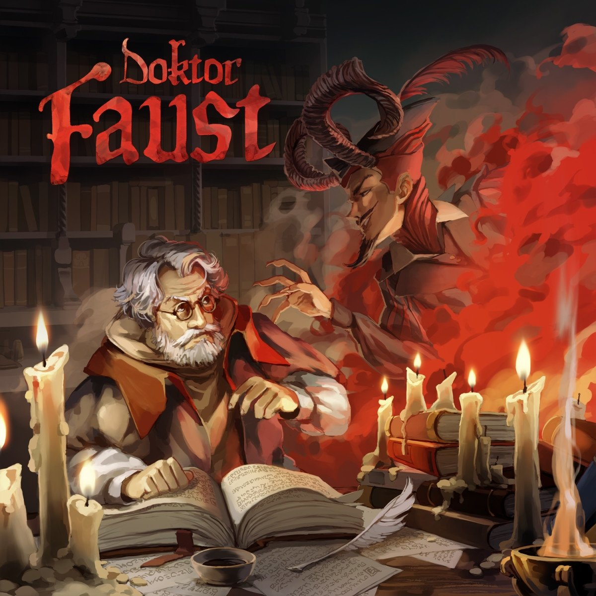 Holy-Klassiker (14) Doktor Faust - Holysoft 2017