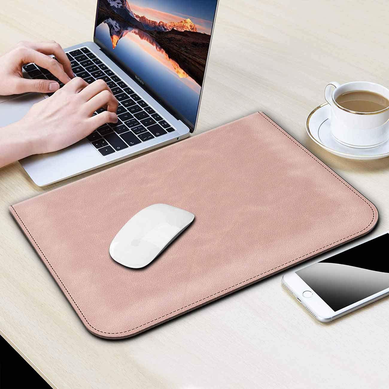 Lenovo ThinkPad X1 Carban TECOOL 13-13.3 Pulgadas Funda para Ordenador Port/átil Verde Cuero de Gamuza Malet/ín de Bolsa y Bolsa Accesorios para MacBook Air//Pro 13,Huawei MateBook D 14