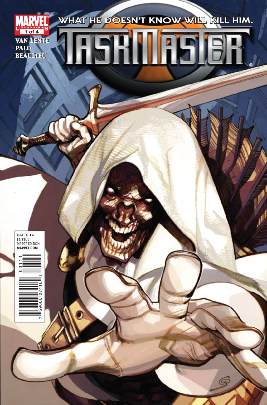 Taskmaster #1: Fred Van Lente: Amazon.com: Books