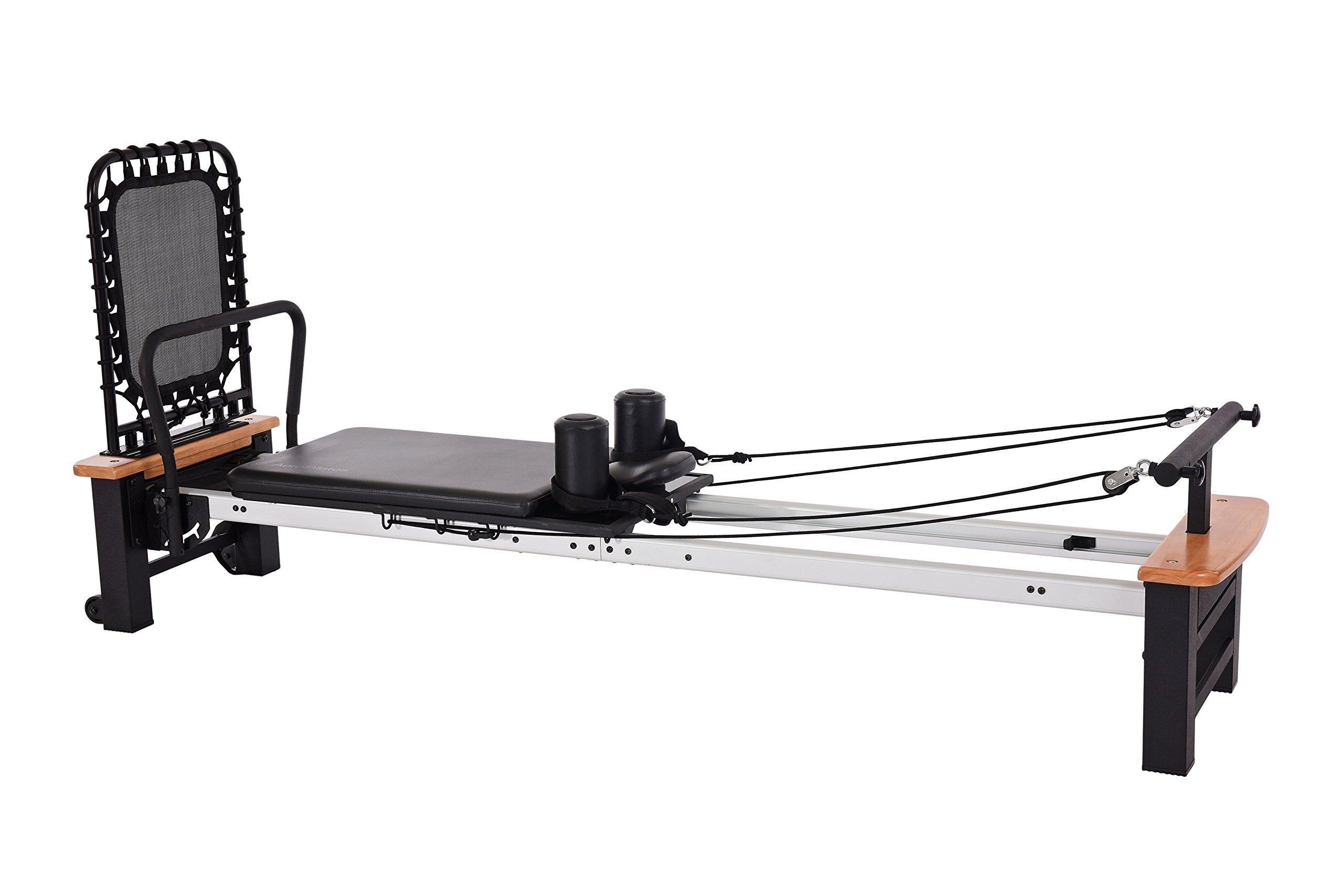 Stamina Deluxe 55-5565 - AeroPilates 565 Pro Series Pilates Exercise w Cardio Rebounder
