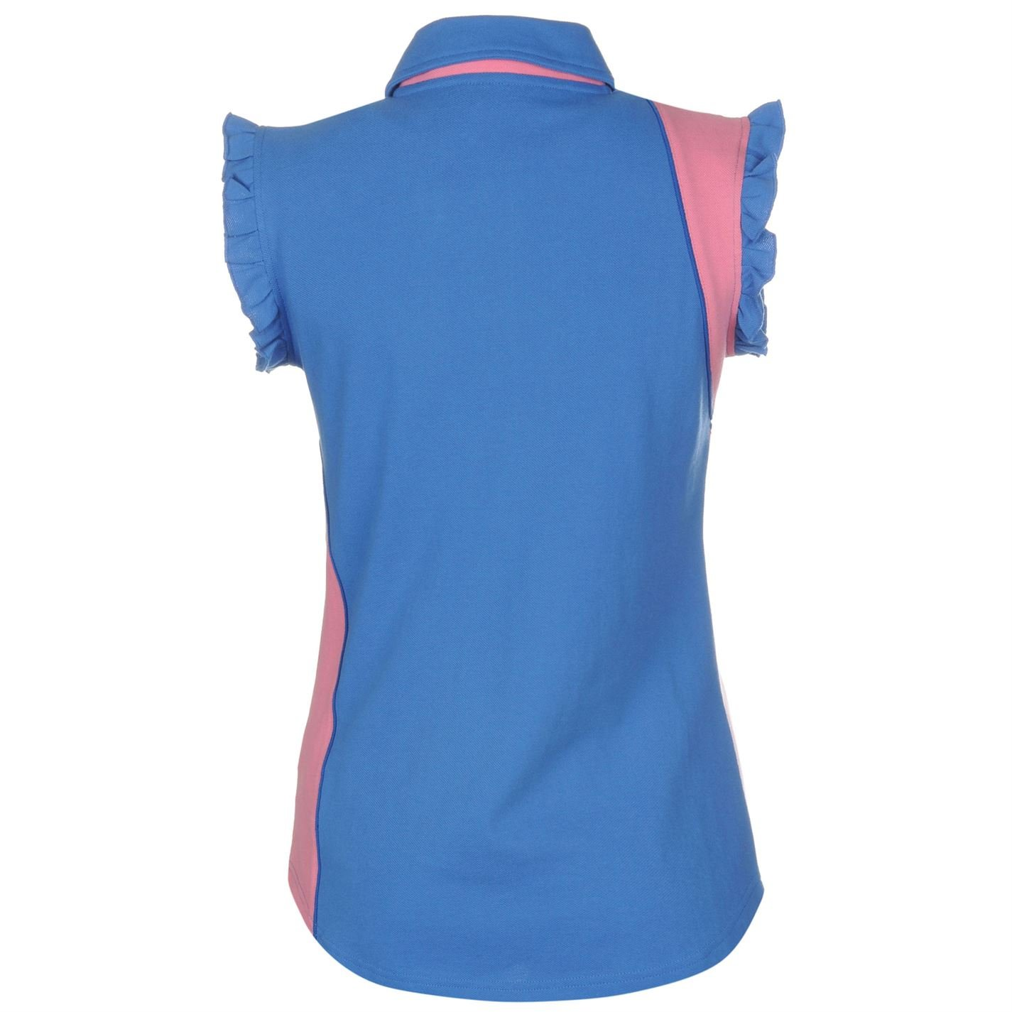 Requisite Mujer aermel los Polo Camiseta Reitsport té Top Polo ...