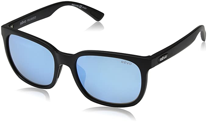 a1b164d800 Image Unavailable. Image not available for. Color  Revo RE 1050 Slater  Polarized Wayfarer Sunglasses ...