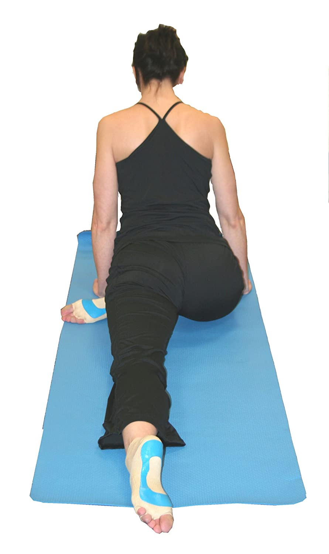 Stick E Pingüino Yoga Calcetines: Amazon.es: Deportes y aire ...