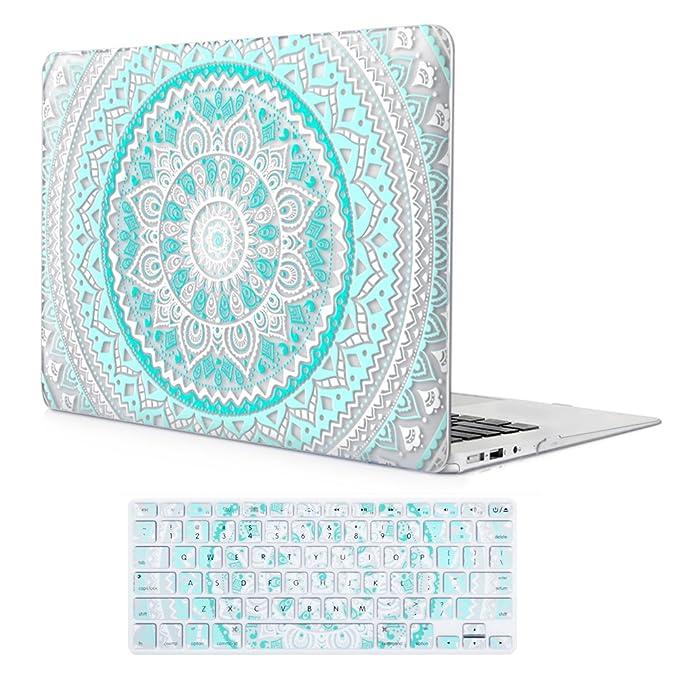 iCasso 2 in 1 MacBook Air 13 inch Case Carcasa rígida de ...