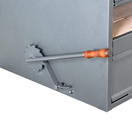 Amazon.com: Nuke Delta 47-Inch Argentinian-Style Countertop ...