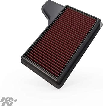 K/&N 33-2431 High Performance Replacement Air Filter