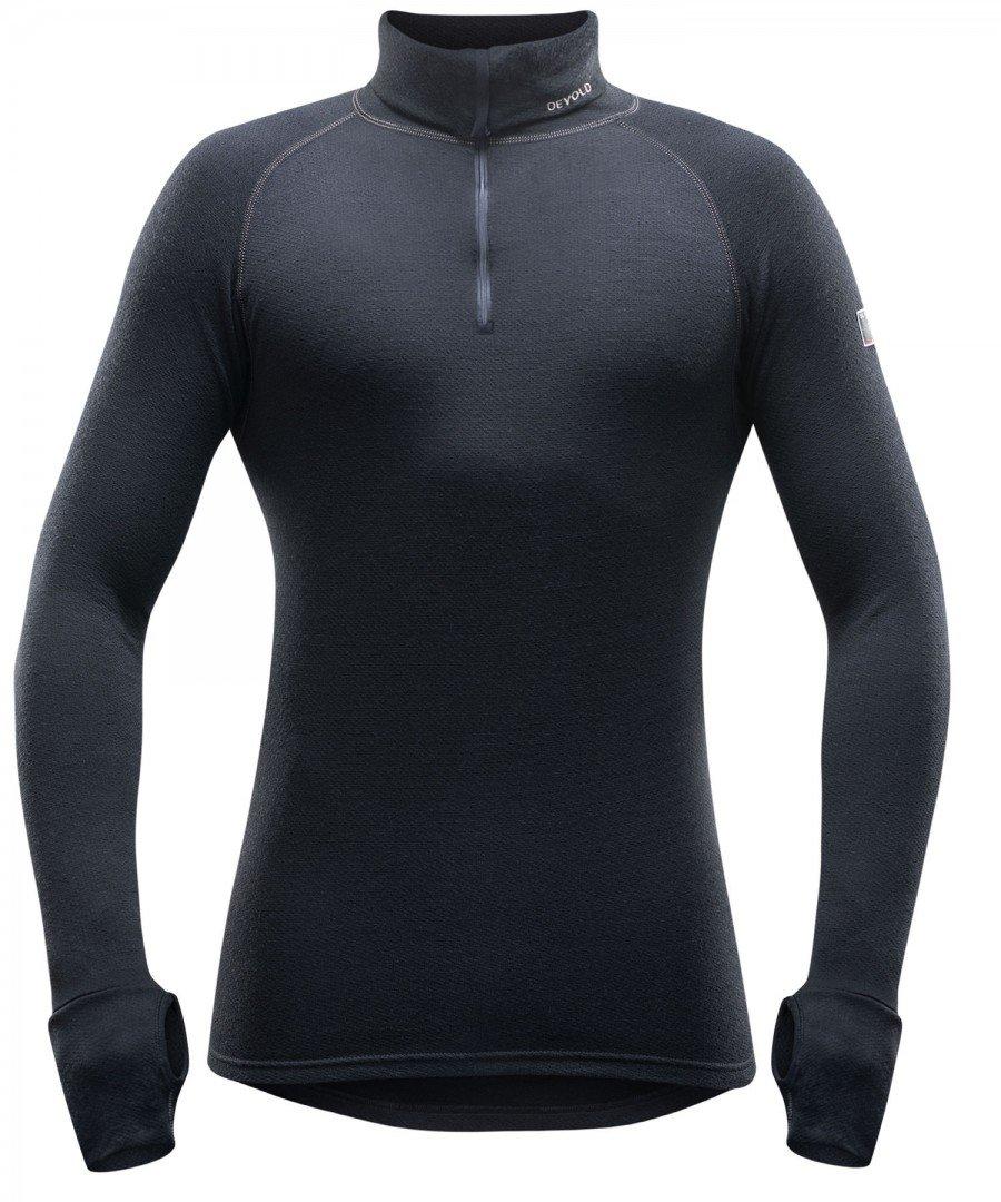 Devold 235 Extra Warm Expedition Zip Neck Longsleeve Shirt Men - Warmes Thermoshirt