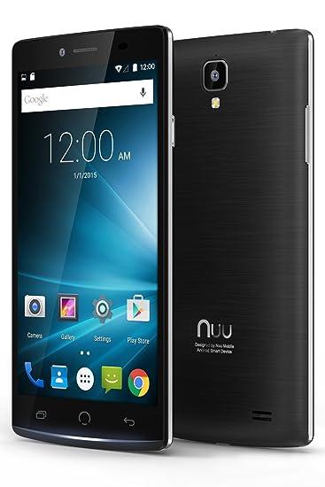 Amazon com: NUU Mobile Z8 5 5