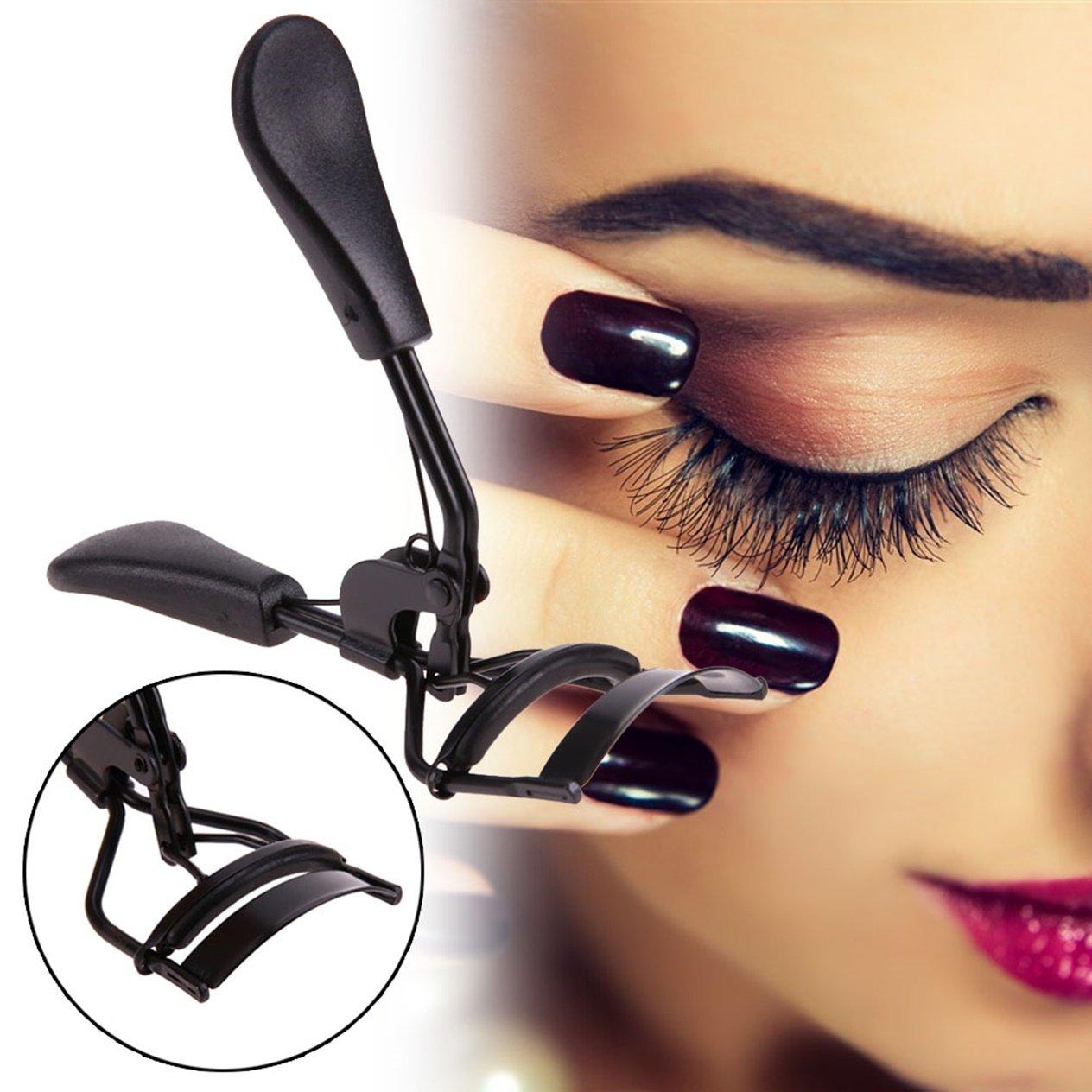 Amazon 1 Set Eyelash Curlers Eye Makeup Curler Curling Natural