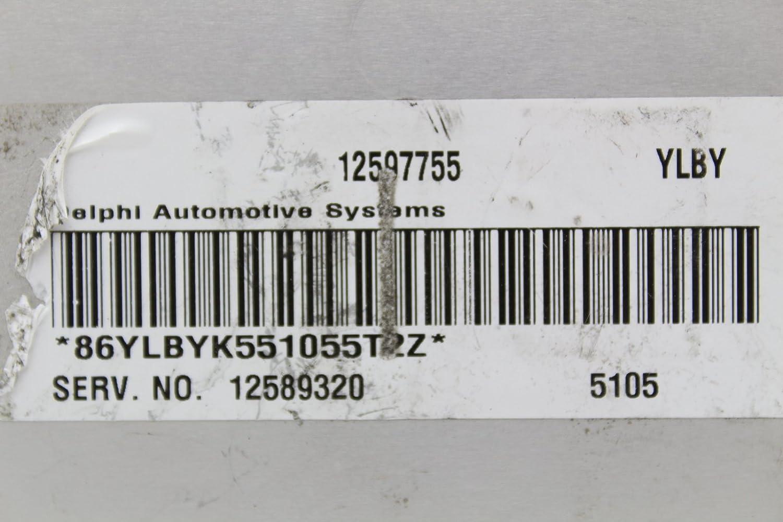 Amazon com: 04 05 Saturn Ion 12589320 Computer Brain Engine