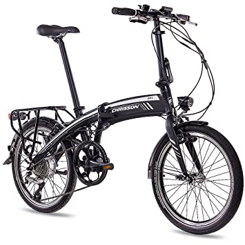 20 pulgadas E-Bike bicicleta plegable bicicleta plegable para City Rad CHRISSON EF1 2018