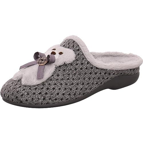 Garzón 7179.268 - Zapatillas de Estar por casa para Mujer: Amazon.es: Zapatos y complementos